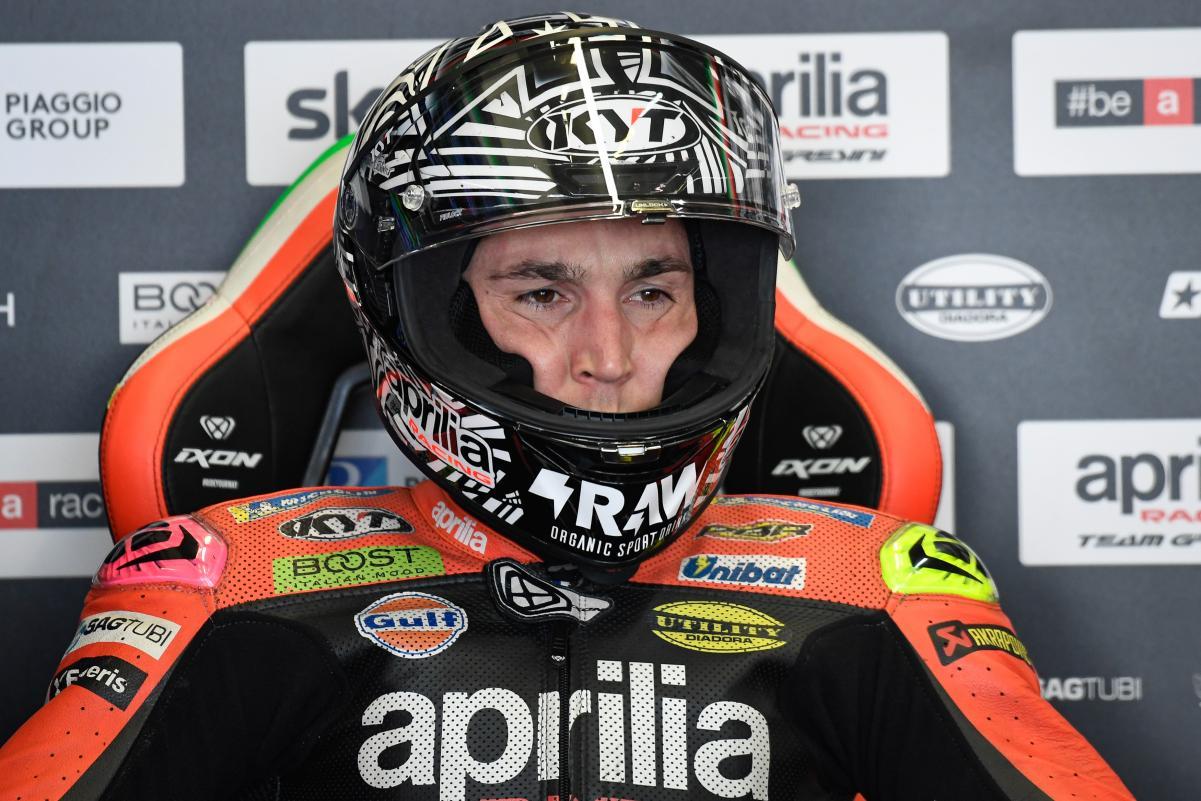 Aleix Espargaro, MotoGP, Aprilia