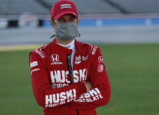 Marcus Ericsson, IndyCar, Indy500