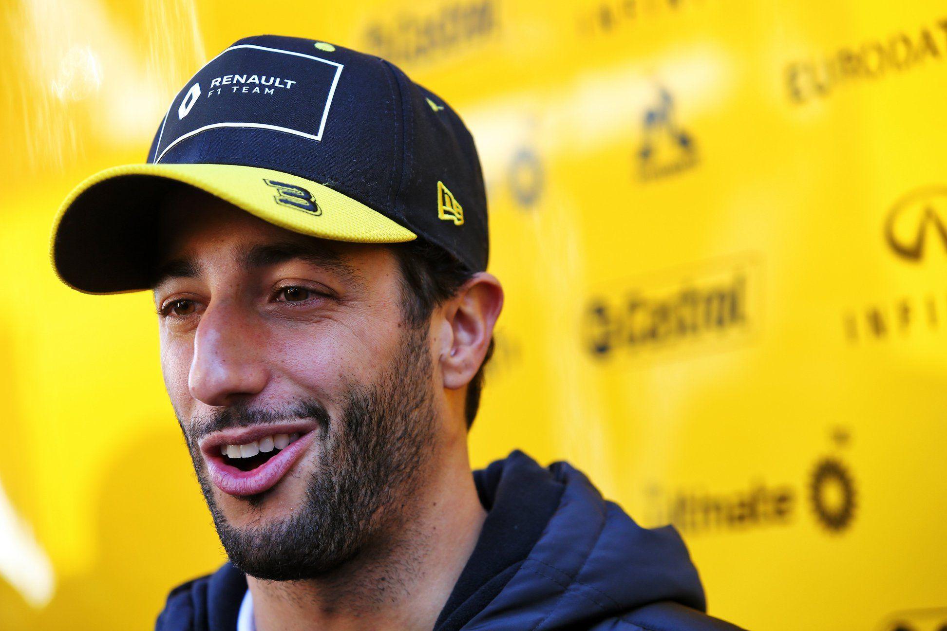 F1, Daniel Ricciardo, F1 Nation