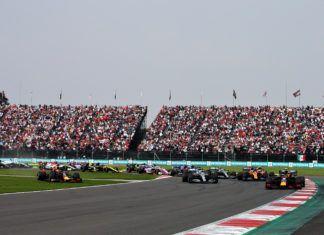 Mexico GP, F1