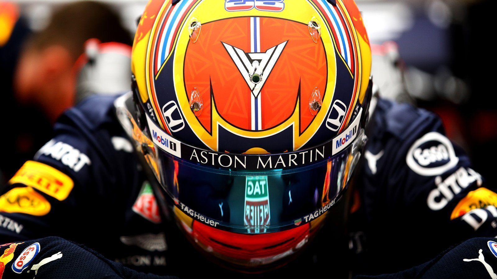 Alexander Albon, Red Bull Racing F1