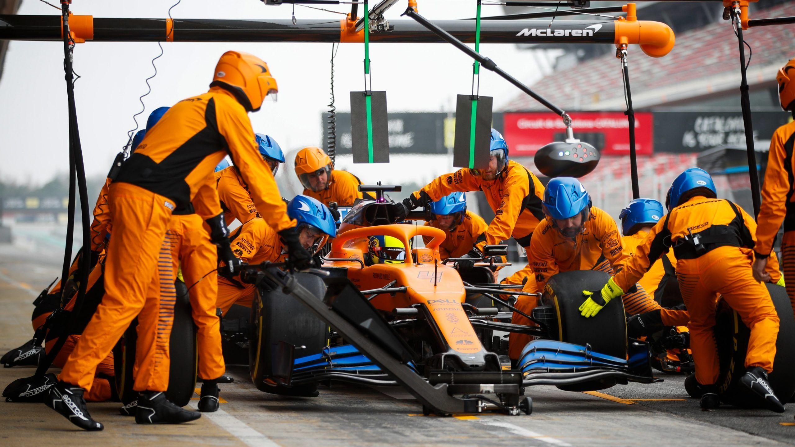 McLaren, Bahrain, F1