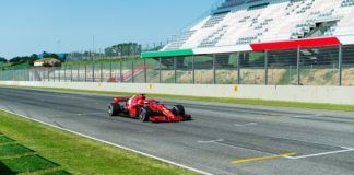 Sebastian Vettel, Charles Leclerc, Ferrari, F1