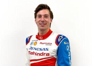 Alex Lynn, Mahindra, Formula E