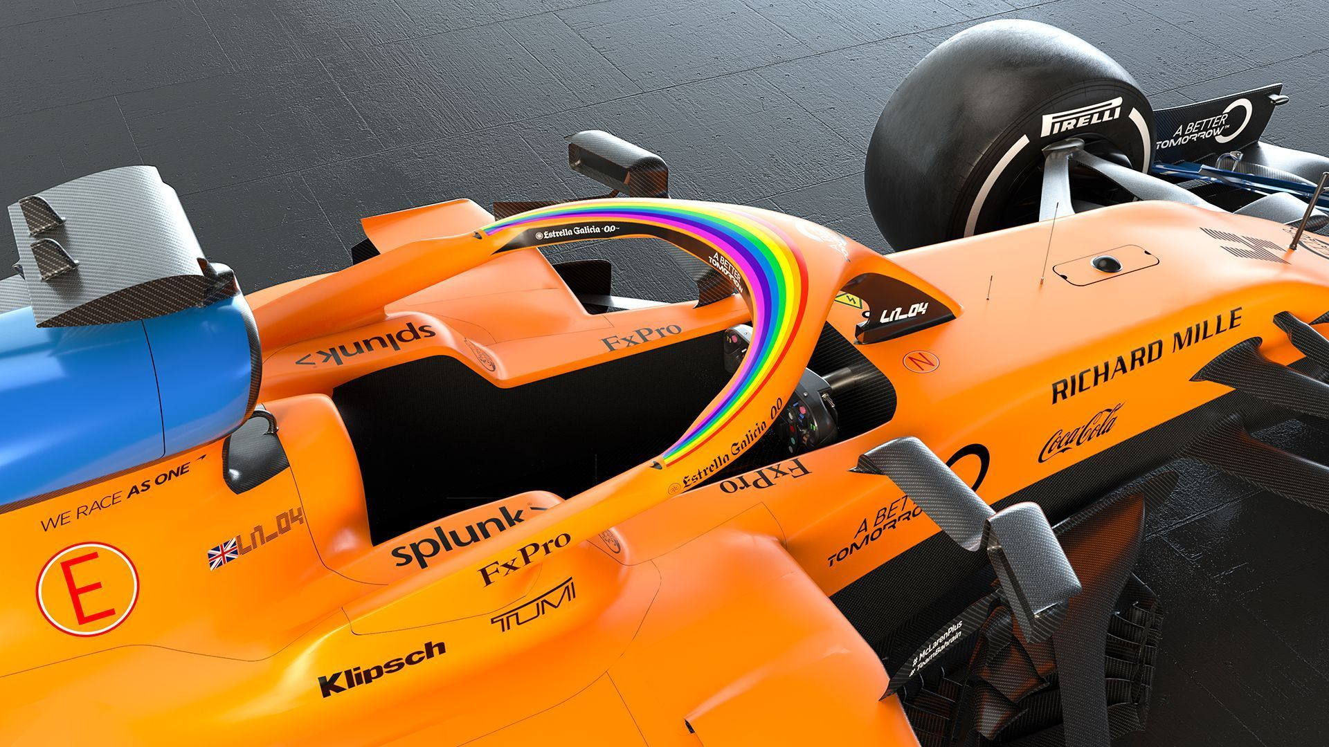 McLaren, Zak Brown, F1