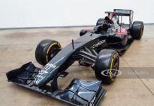 McLaren, Auction, RM Sotheby's, FIA