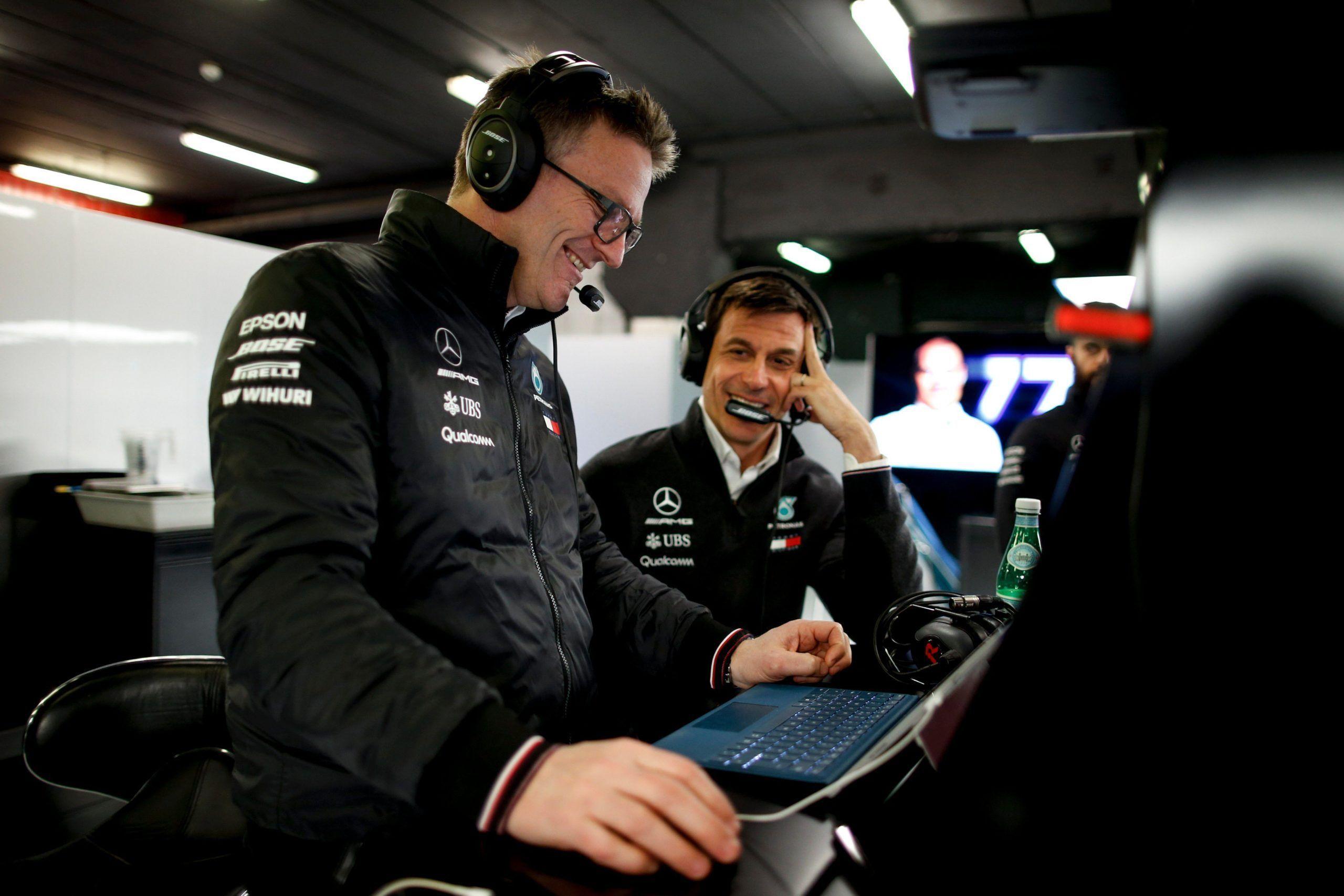 James Allison, F1