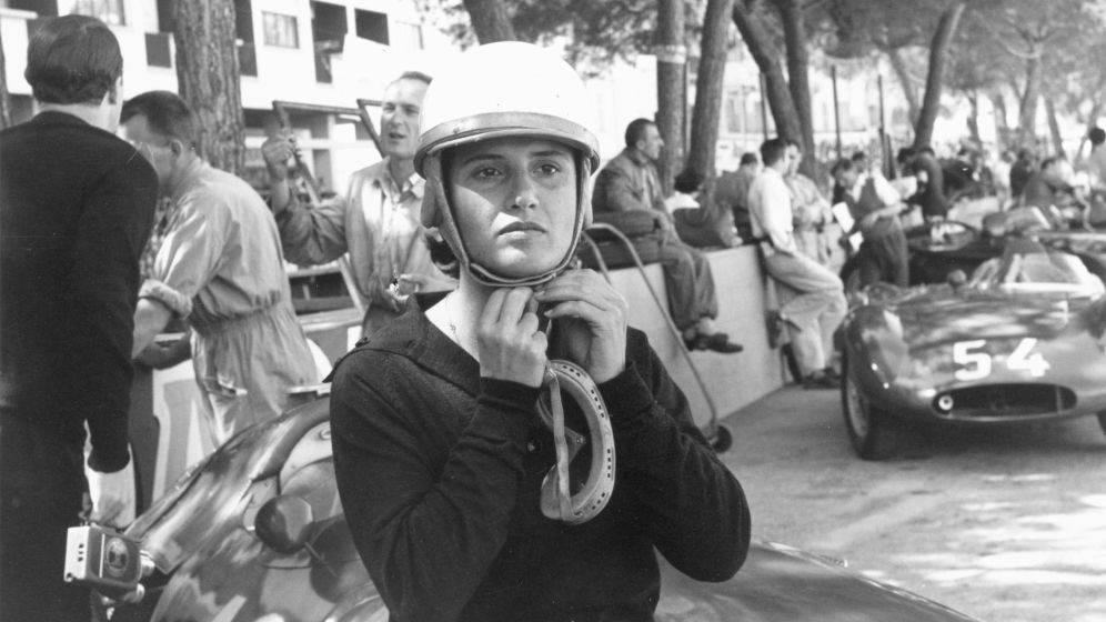 Maria Teresa de Filippis, primera mujer en la F1