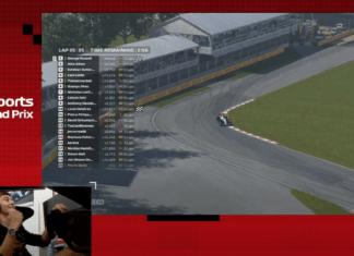 George Russell, F1, F1 Virtual GP