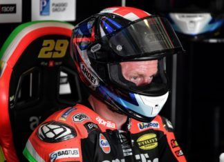 Bradley Smith, Aprilia, MotoGP
