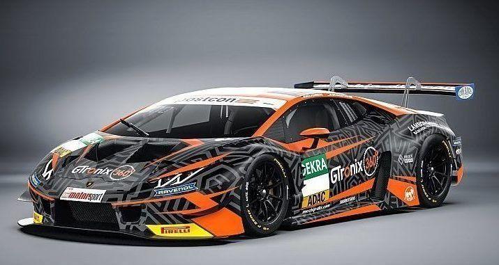 Nico Hulkenberg, ADAC GT Masters