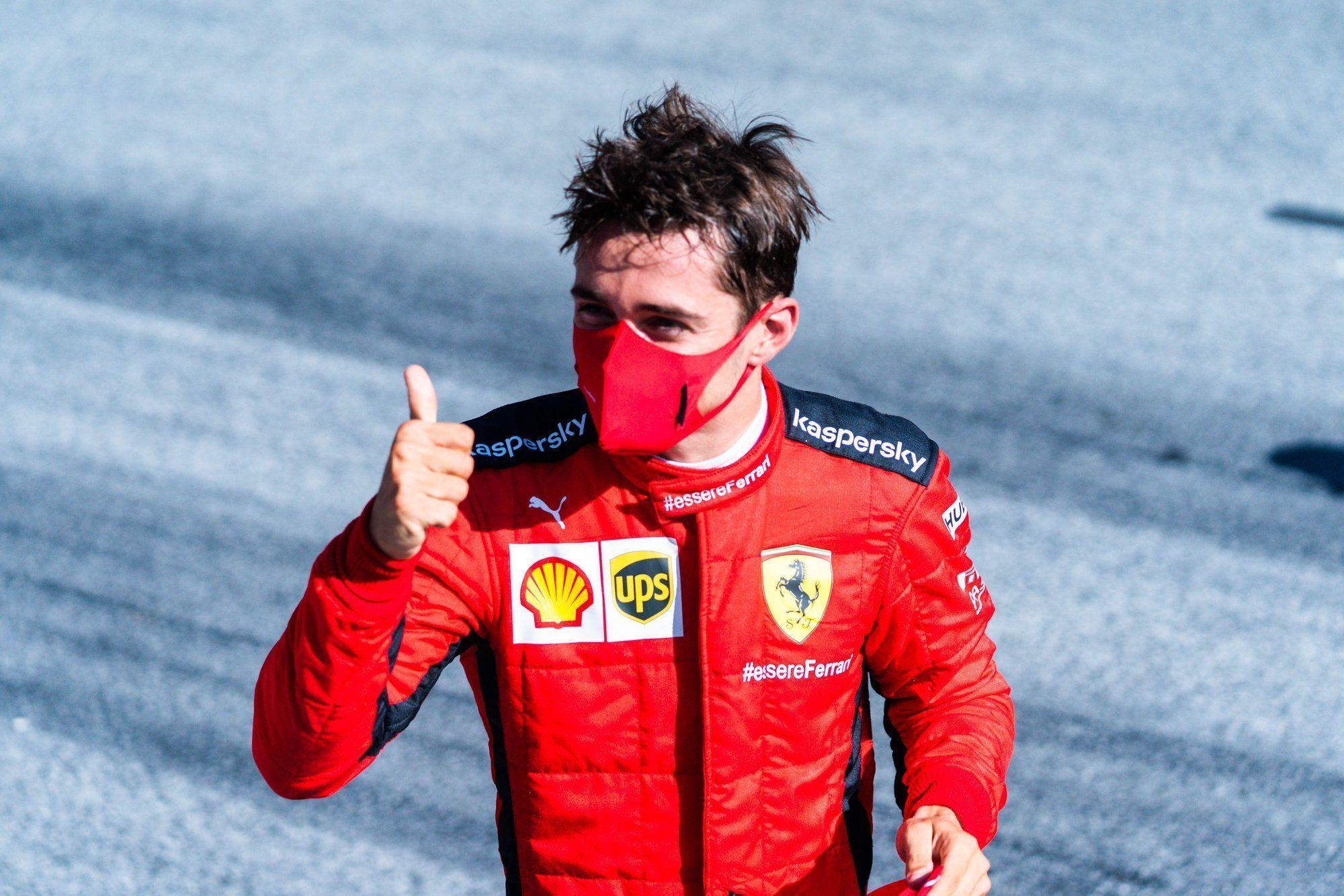 Charles Leclerc, Austrian GP