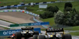 Renault, Racing Point, F1