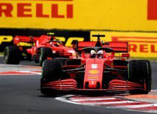 John Elkann, Ferrari