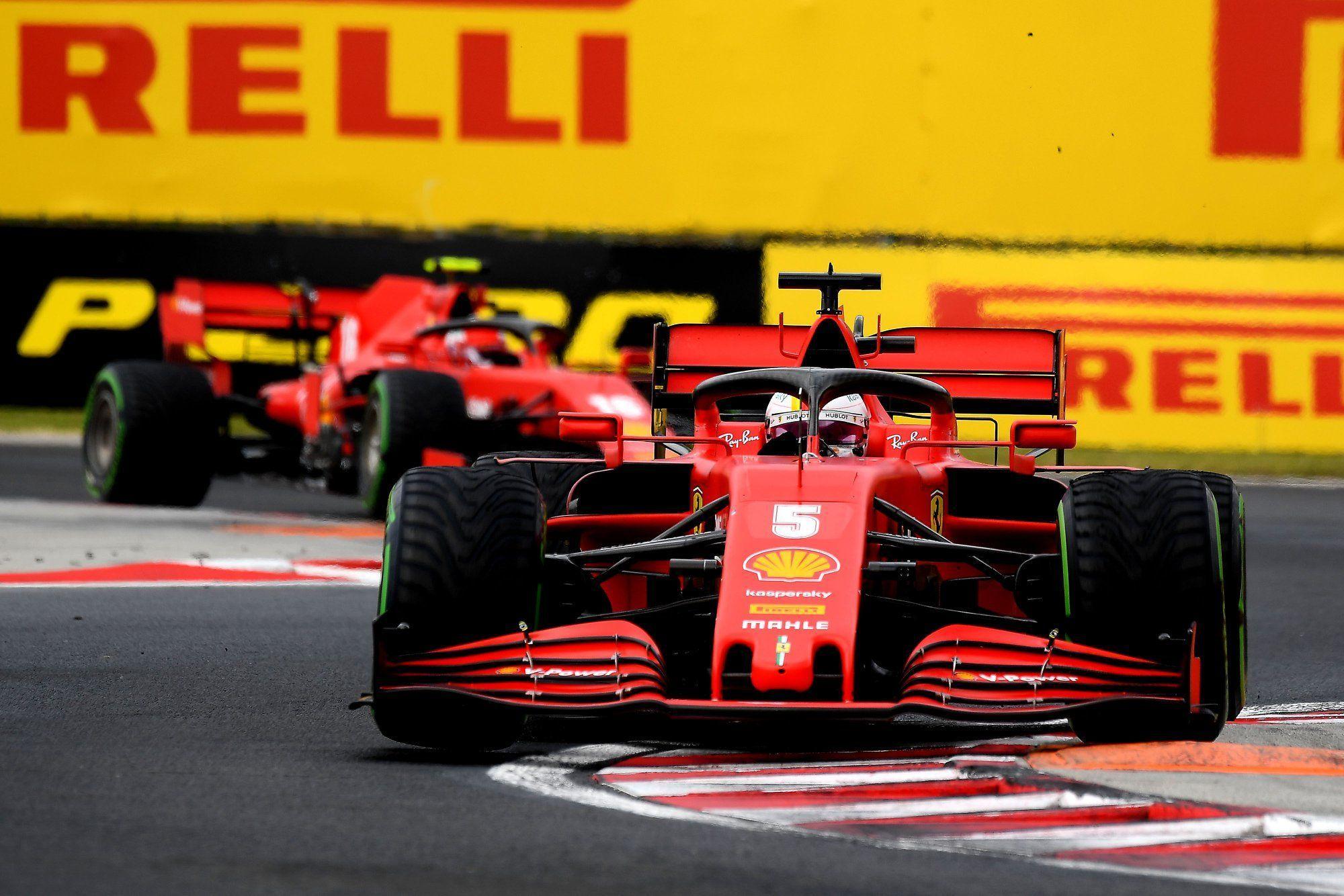 Elkann Opens Up On Ferrari Issues Drivers Binotto Hamilton S Call More