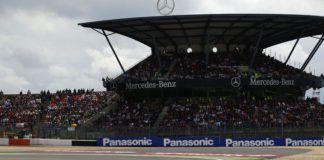 Eifel GP, F1