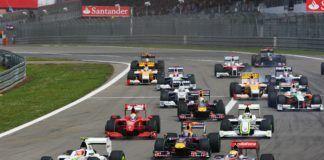 Nurburgring, F1
