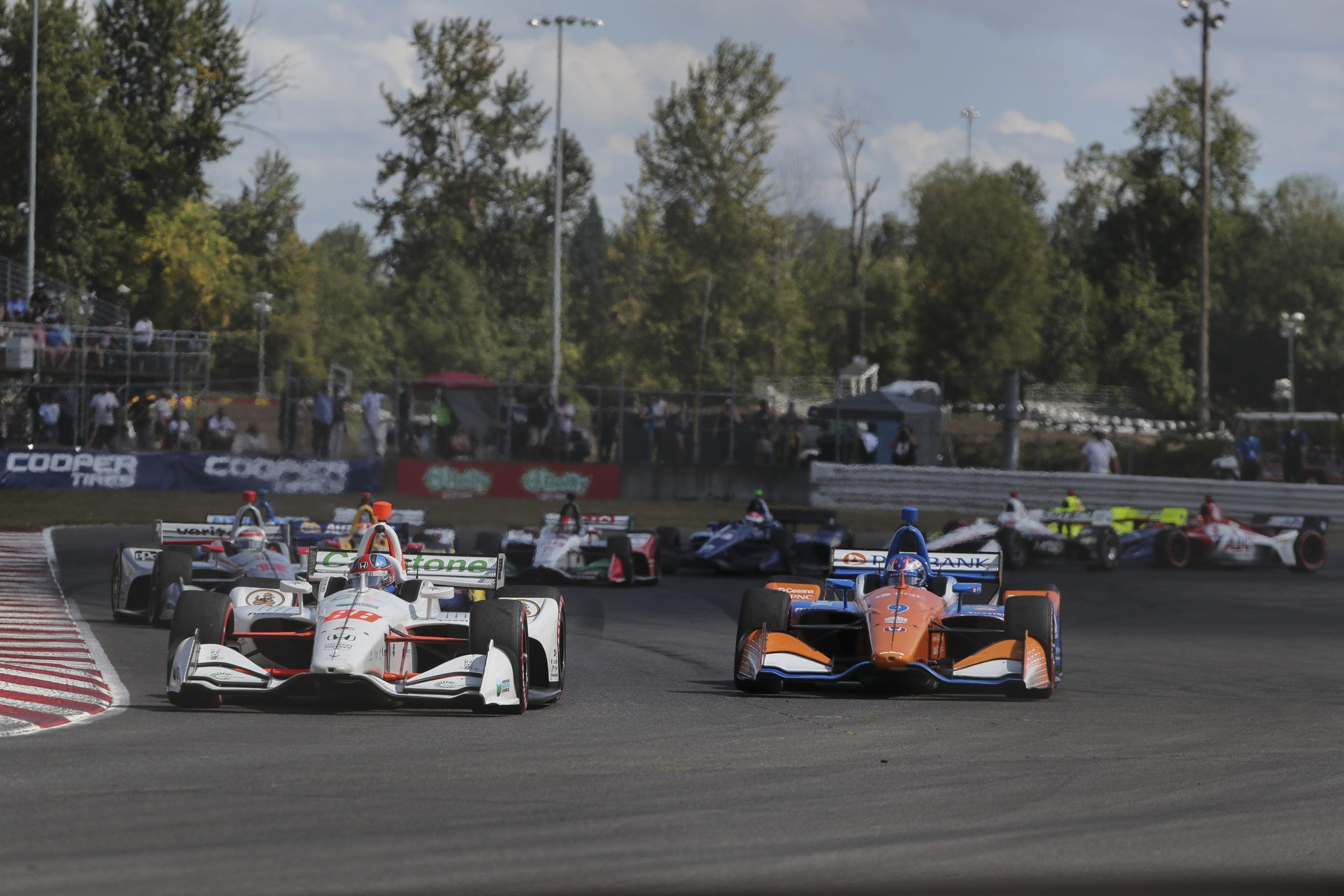IndyCar 2020, Portland, Mid-Ohio