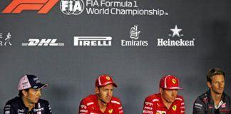 Sebastian Vettel, Racing Point, Haas