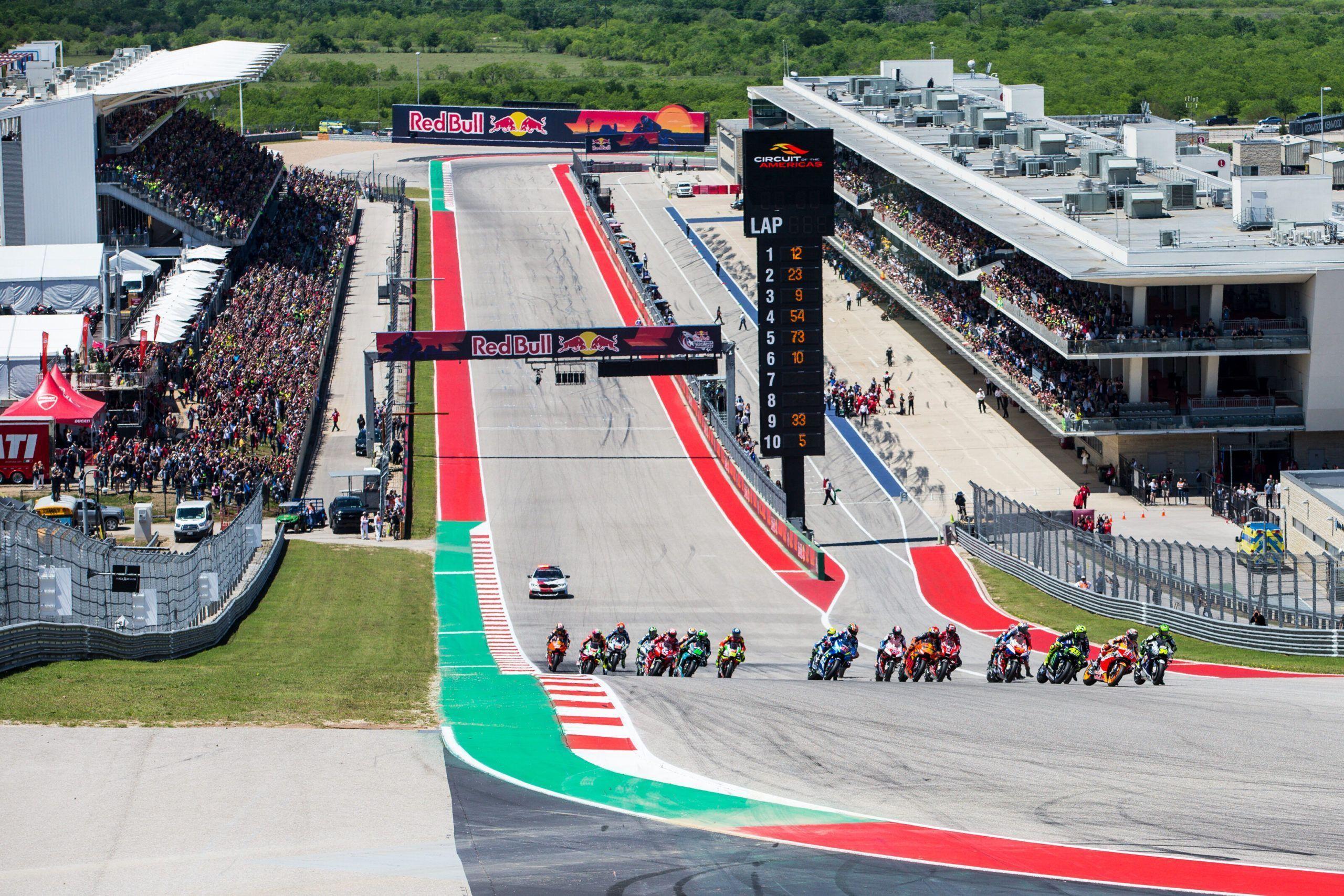 USA, MotoGP, COTA
