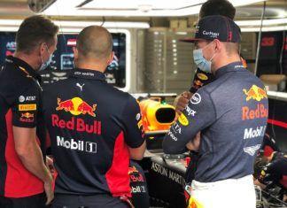 Max Verstappen, Red Bull Racing F1 2020