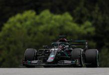 Lewis Hamilton, Austrian GP, F1