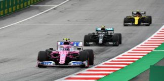 F1, Racing Point, Austrian GP