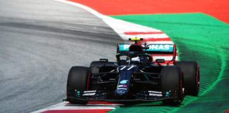 Valtteri Bottas, Austrian GP, F1