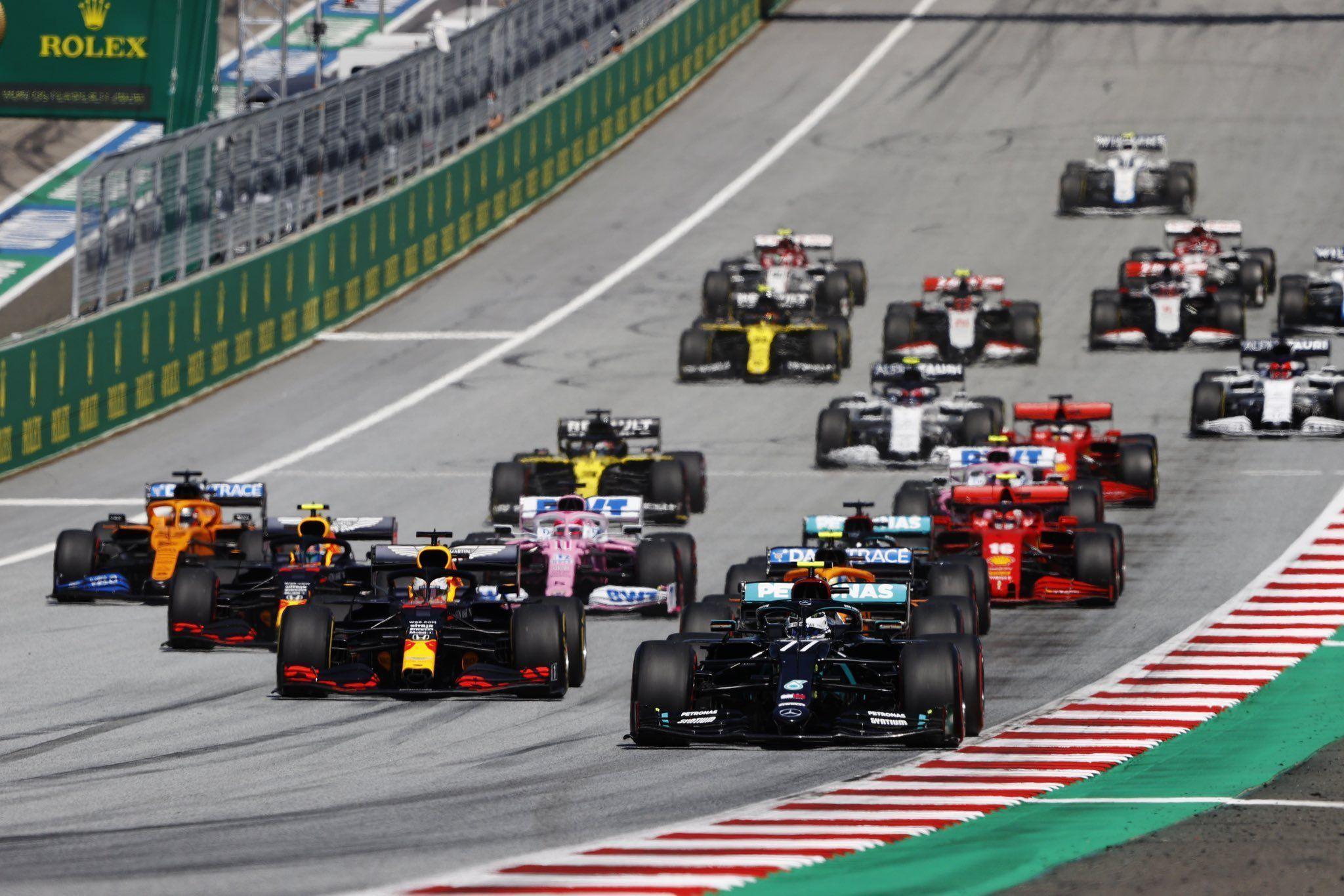 Austrian GP, Valtteri Bottas, F1