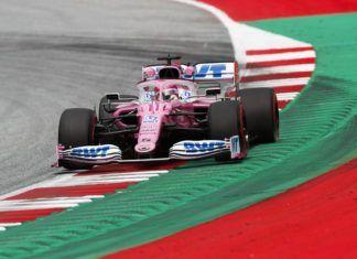 F1, Styrian GP, Sergio Perez