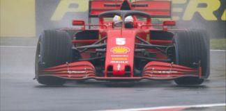 Sebastian Vettel, F1, Hungarian GP