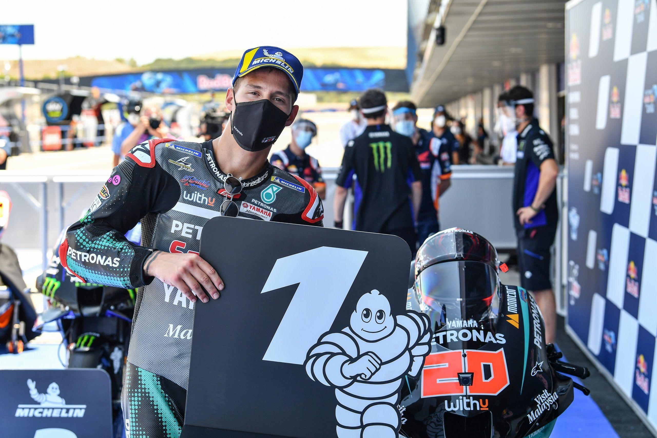 MotoGP, Fabio Quartararo, Spanish GP