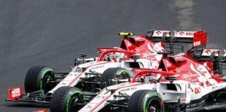 Alfa Romeo, F1, Pirelli