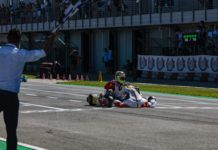 Arvid Lindblad victorious in WSK Super Master Series
