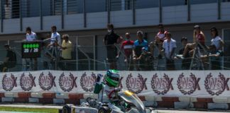 Puhakka dominates the double round of WSK Super Master Series in Adria to take the championship.