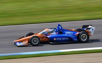 IndyCar 2020, Scott Dixon CGR