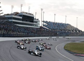 IndyCar, Aeroscreen