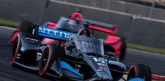 Felix Rosenqvist CGR, IndyCar 2020