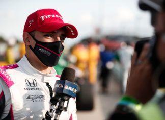 Alex Palou, DCR IndyCar 2020
