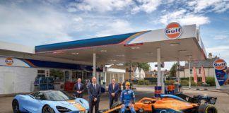 McLaren, Gulf Oil