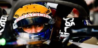 Sergio Sette Camara, Formula E, Dragon