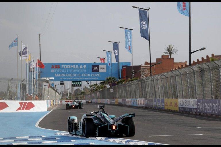 Formula E, Hankook, Williams