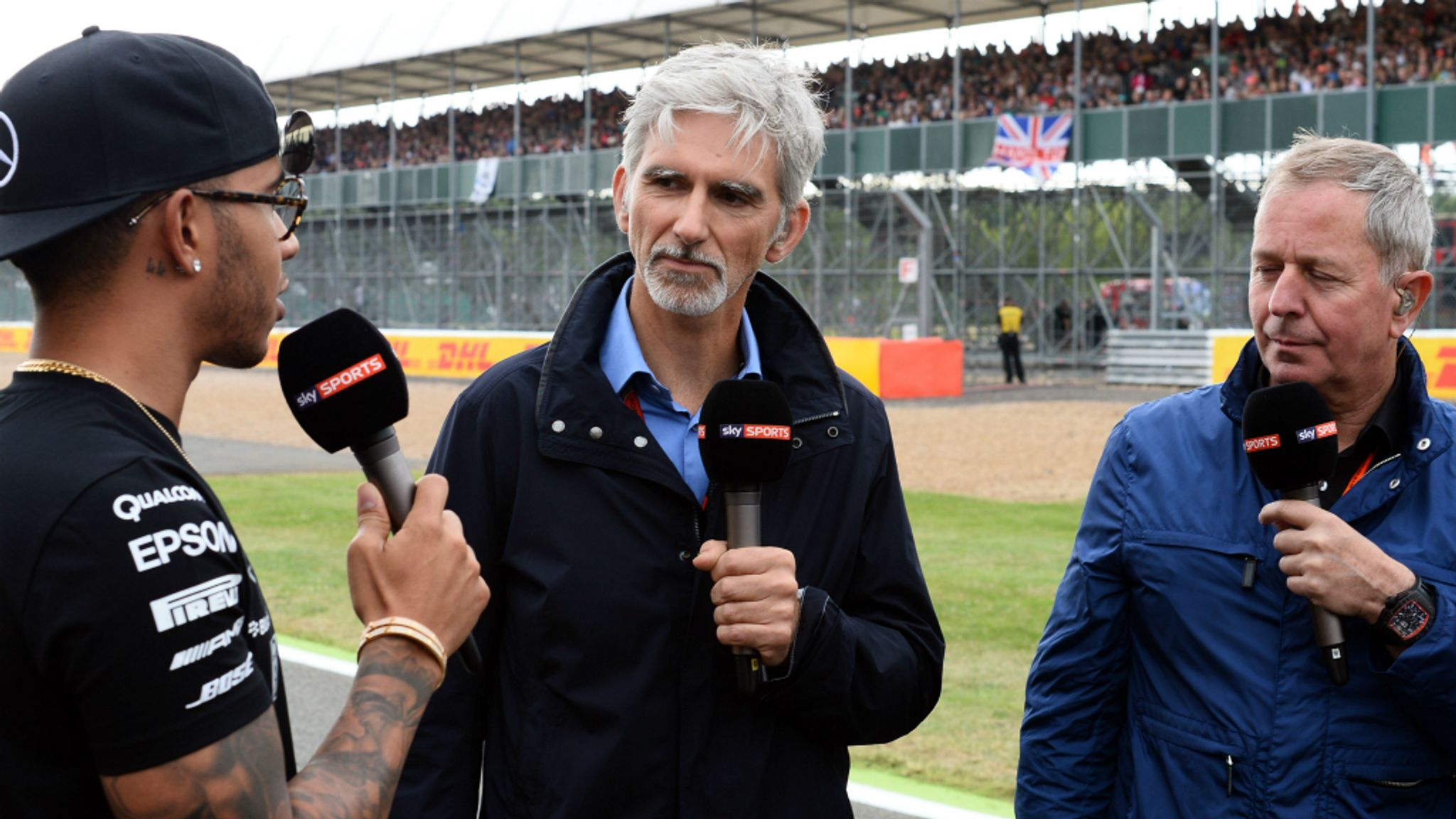 F1, F1 Nation, Damon Hill