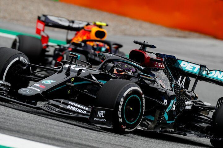 Mercedes, Red Bull Racing, F1