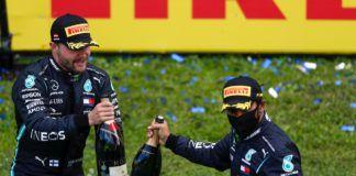 Valtteri Bottas, Lewis Hamilton, F1