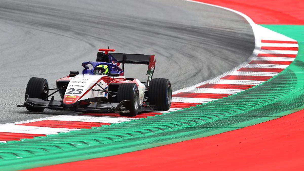 David Schumacher, F3, Super Formula