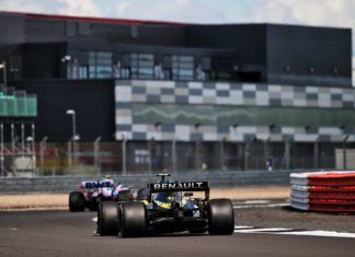 FIA, Renault, Racing Point, F1