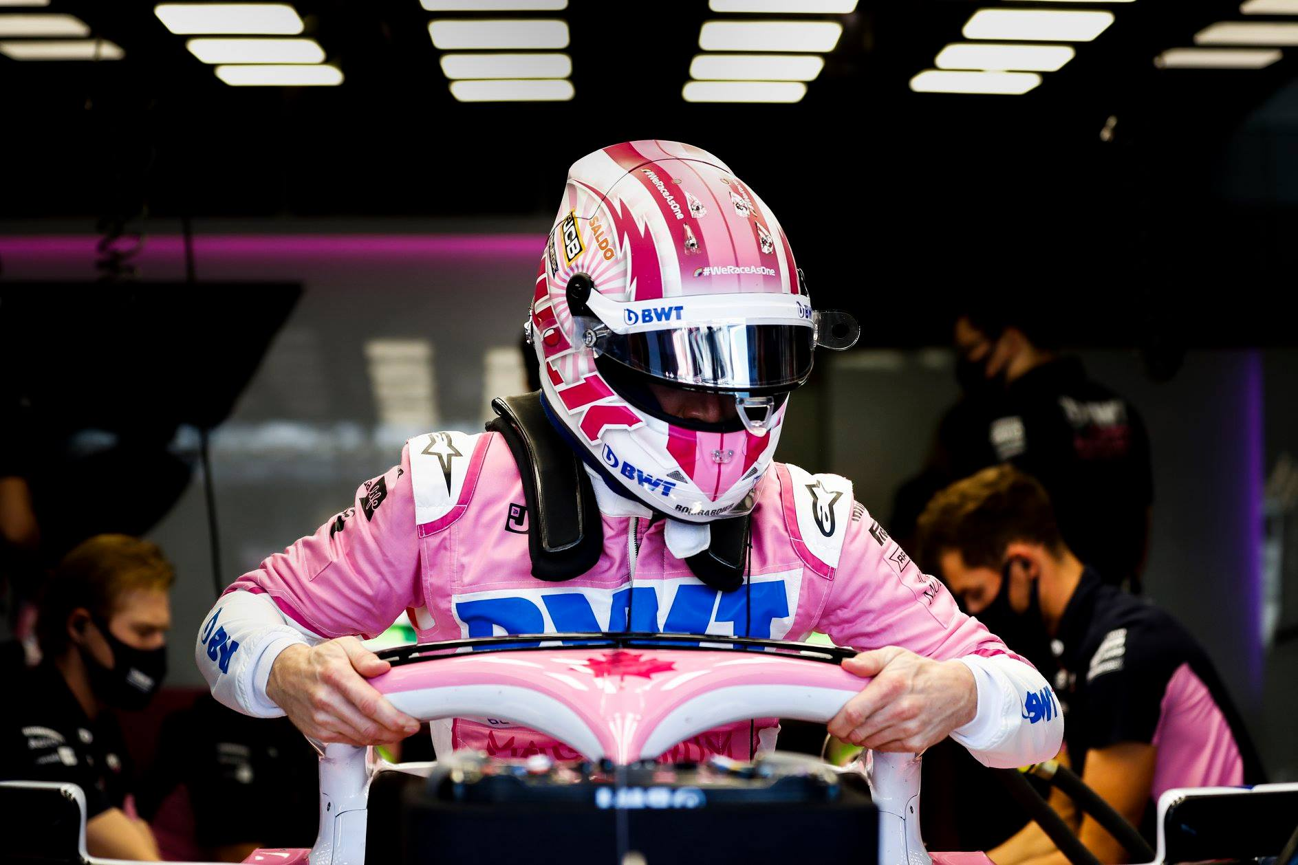 F1, F1 Nation, Nico Hulkenberg