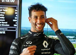 Daniel Ricciardo, Carlos Sainz