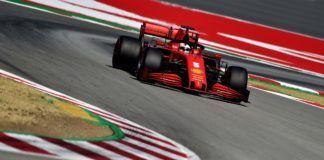 Sebastian Vettel, Mattia Binotto, Ferrari